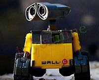 Kid Wall-e Toy Robot Valley Figure Car Movie Toys Best Presents For Children