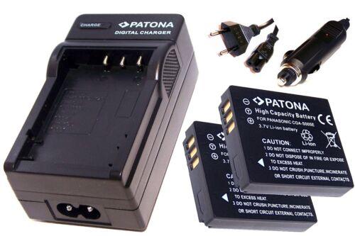 Ladegerät für KODAK Pixpro SP360 SP360 4K 2x Akku wie  Kodak LB-080 inkl