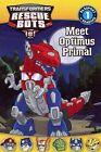 Meet Optimus Prime by Jennifer Fox (Hardback, 2015)