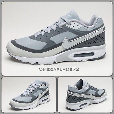 Nike AIR MAX BW Ultra, 819475 006, 8 Regno Unito, UE 42.5, US 9, Lupo Grigio, Antracite | eBay