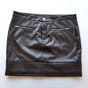 VICTORIA-039-S-SECRET-Women-039-s-Black-Mini-Pencil-A-Line-Skirt-Casual-Work-Cocktail