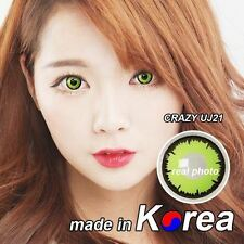 eye color contacts lenses Crazy Halloween Coloured Cosmetic cosplay lens UJ21