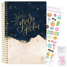 2021 22 Academic Year Youre Golden Daily Planner Amp Calendar 13 Month July July