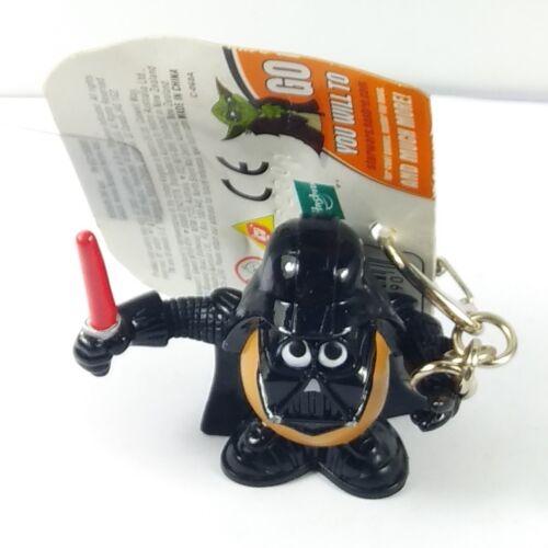 """2/"""" Star Wars Darth Tater Mr Potato Head with Clip Chain"""