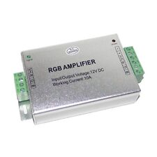 RGB Led Verstärker Repeater Amplifier 12 V DC / zB. für RGB Strip Strips Leisten