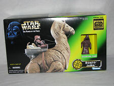 STAR WARS - POWER OF THE FORCE - RONTO & JAWA - POTF MIMP