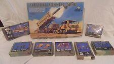 Rare ARII Patriot Missile M901 Model Kit #A681-2000 w/ Add'l. sets 1/48 Scale