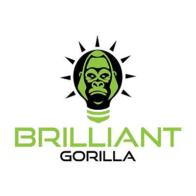 Brilliant Gorilla Sports Cards
