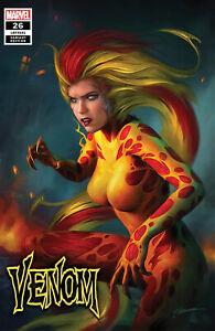VENOM-26-SHANNON-MAER-EXCLUSIVE-VARIANT-COMIC-BOOK-Marvel-Comics-PRE-SALE