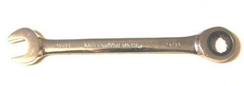 Gearwrench Combination Ratcheting Wrench SAE Standard or Metric Choose Any Size