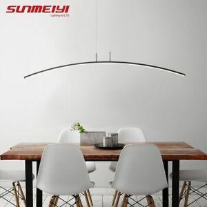 Detalles de Colgante Moderno LED Luces para Iluminación de Cocina Comedor  Lámpara Techo Colgante- ver título original