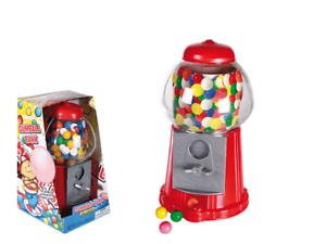 Máquina del Gumball Dispensador De Juguete 90g Bubble Gum bolsa incluida accionadas por monedas Banco Nuevo