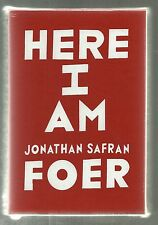 SIGNED Here I Am by Jonathan Safran Foer 1st Indiespensable Slipcased Edition
