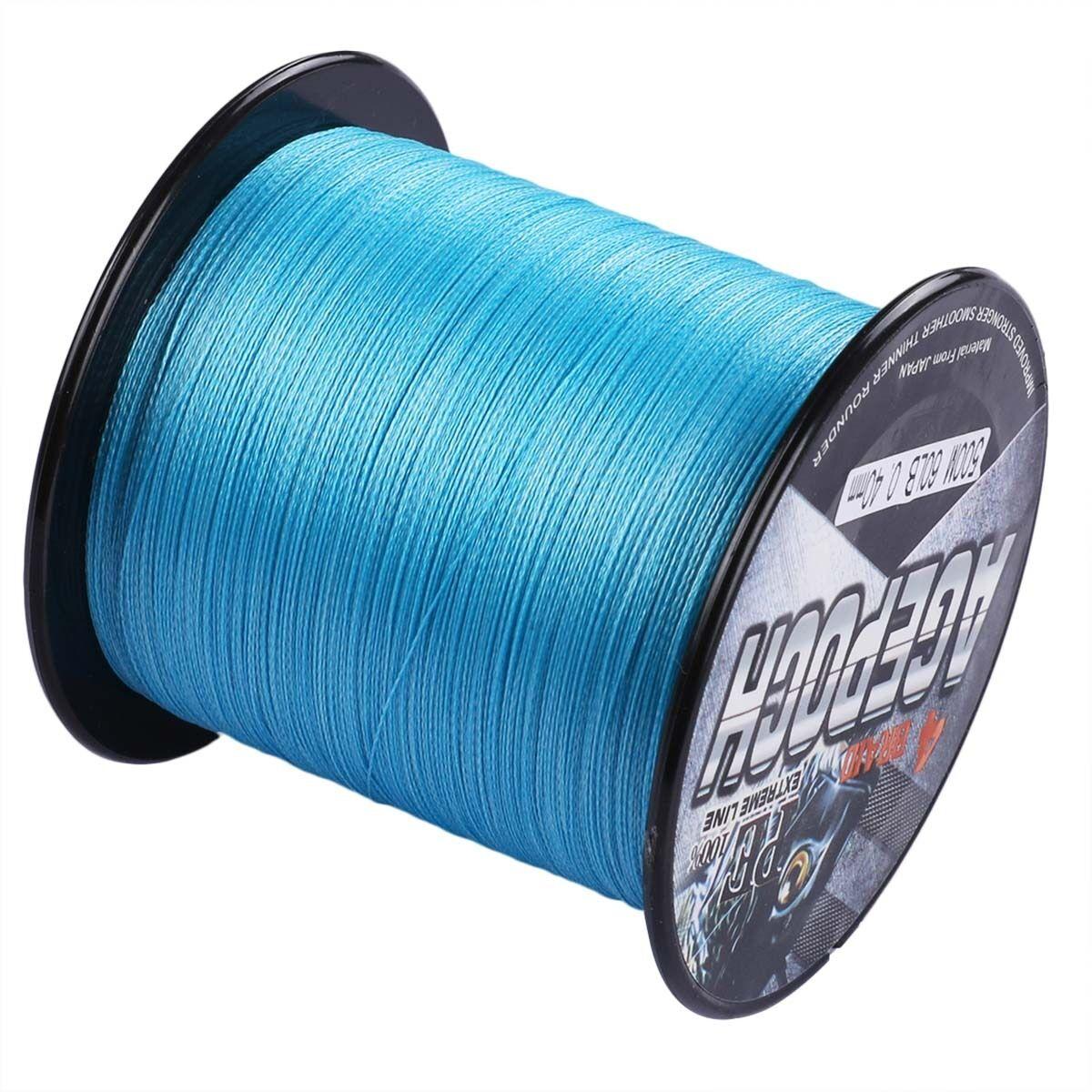 Superb Braid Line 100M-2000M 6-300LB Pro bluee Dyneema Braided Fishing Line