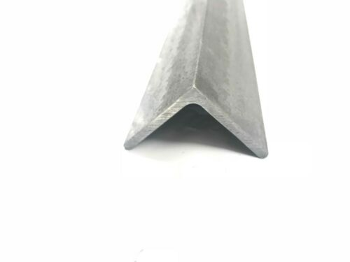 """A36 Hot Rolled Steel Angle Iron 3//4/""""X 3//4/""""X 24/"""" Long 1//8/"""" Thick"""