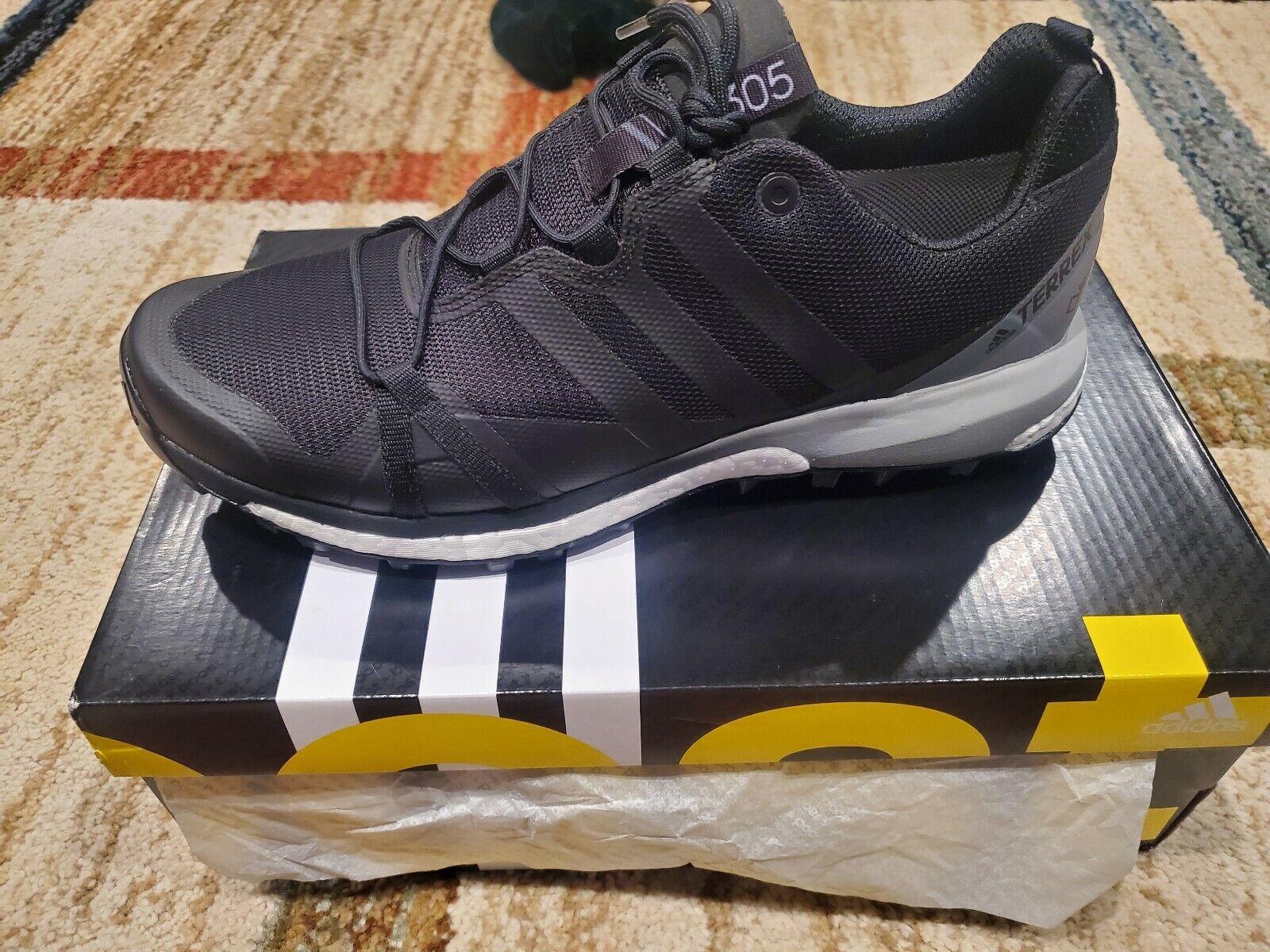 Adidas Terrex Agravic Gtx Goretex Black
