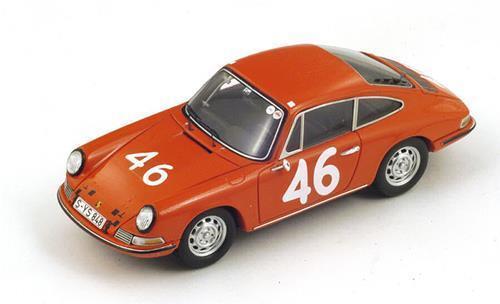 ¡envío gratis! Porsche 911S N.46 7Th (Winner Class) Class) Class) Targa Florio 1967 Killy 1 43 Spark S4024  60% de descuento