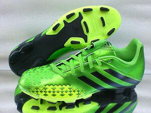Details zu Adidas Predator LZ TRX FG Fussballschuhe Nocken grün Q21663 Gr. 39 & 40,5 NEU