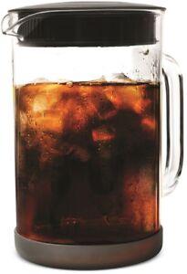 Primula-PCBBK-5351-Pace-Cold-Brew-Coffee-Maker-1-6-Quart-Clear