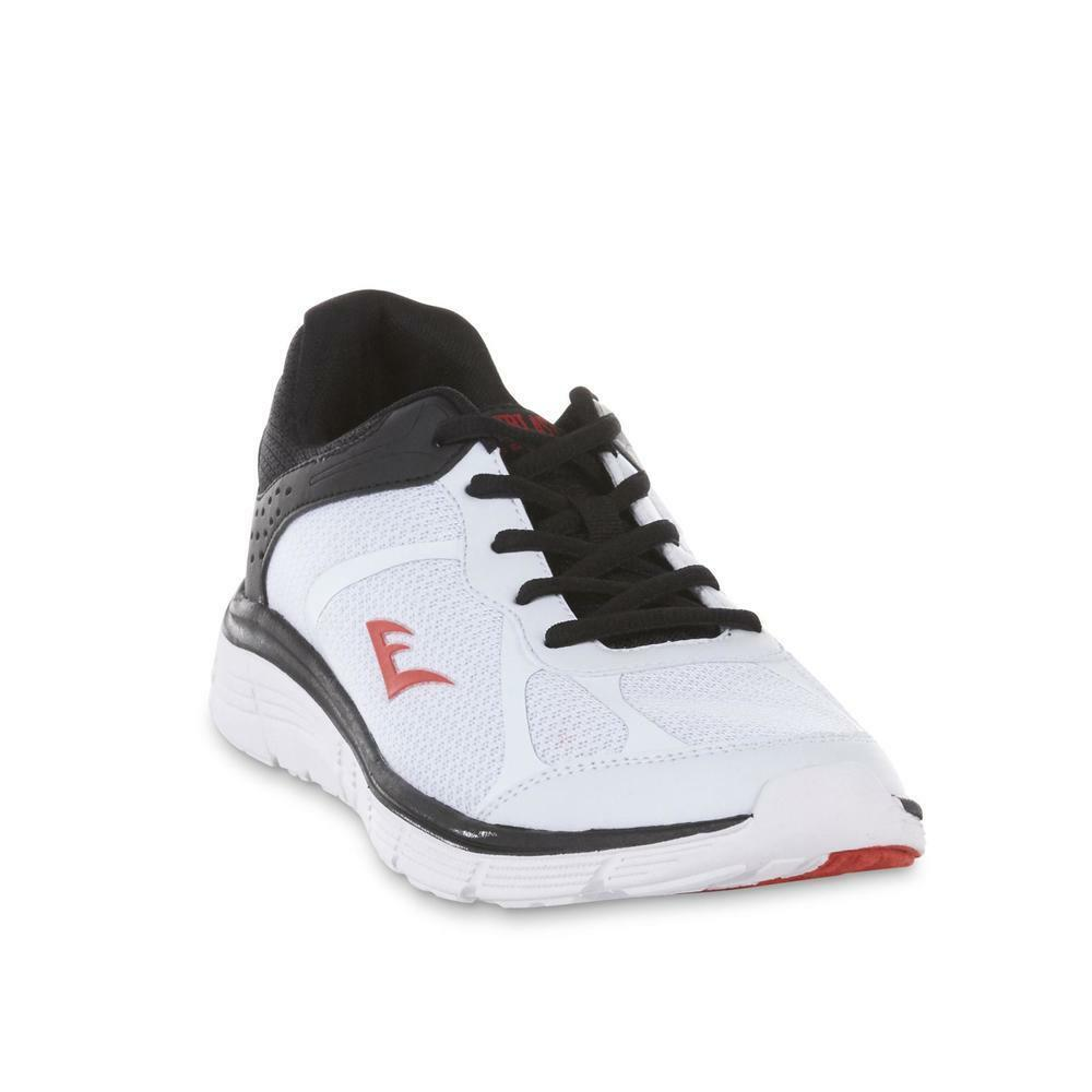 Everlast Sport Men's Track Athletic shoes  60213 White   Black