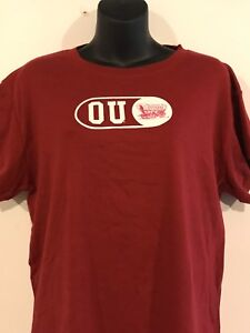 e177ea94e6652 Image is loading Oklahoma-Sooners-OU-Football-Shirt-Women-039-s-