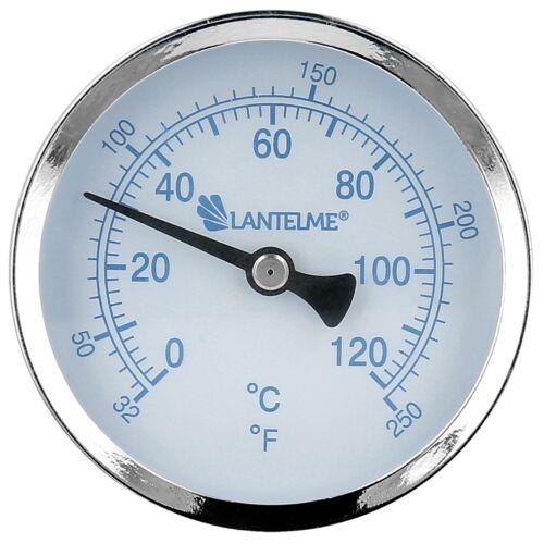 Räucherthermometer Räucherzubehör Räucherofenthermometer 0-120 °C Edelstahl