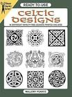 Ready-to-Use Celtic Designs: 96 Different Royalty-Free Designs Printed One Side by Mallory Pearce (Paperback, 1996)