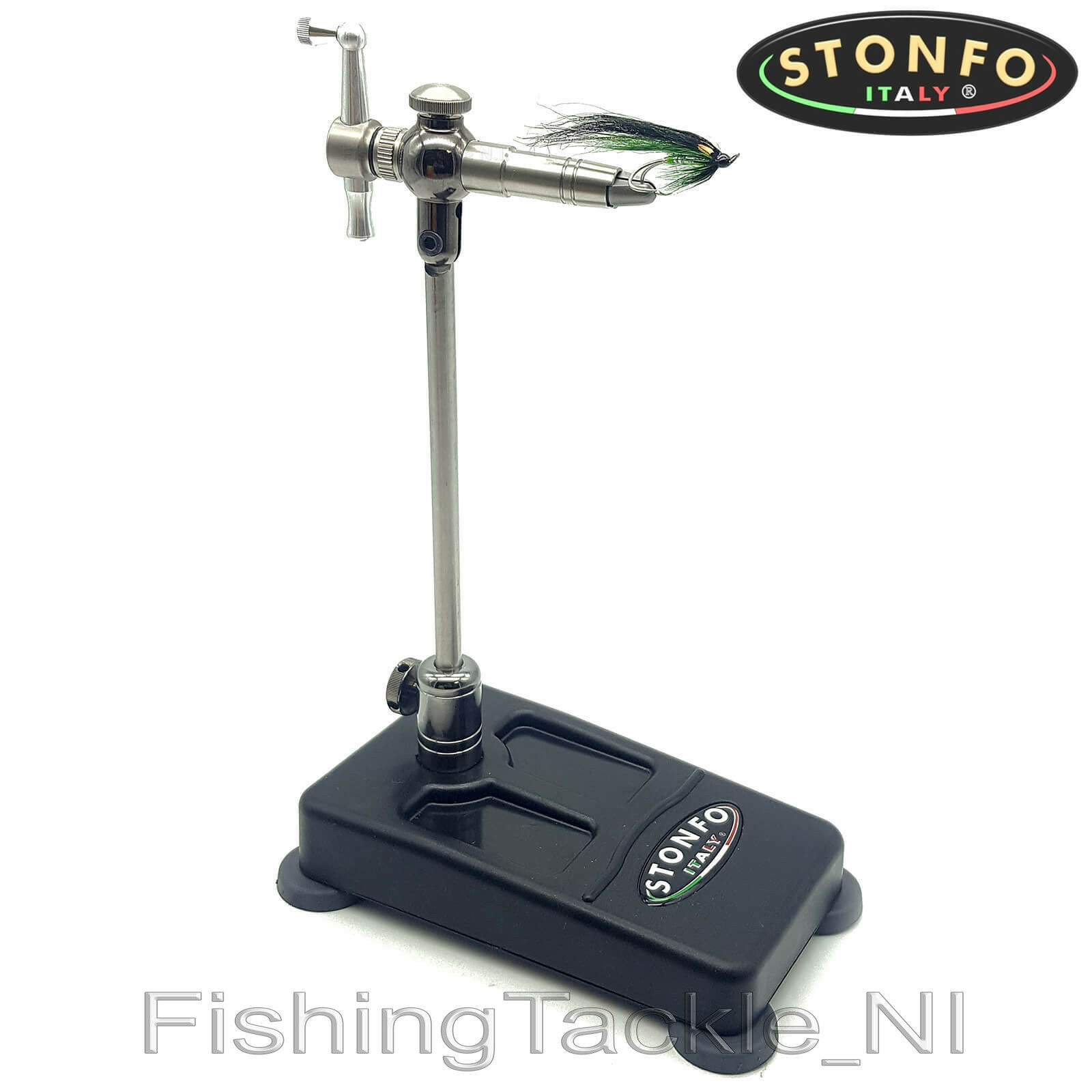 Stonfo  Morsetto Flylab Base Professional redary Fly Tying Vise Fishing  fashionable