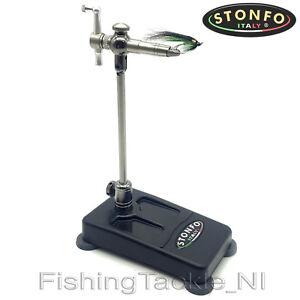 Stonfo-Morsetto-Flylab-Base-Professional-Rotary-Fly-Tying-Vise-Fishing-476