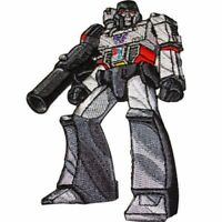 Transformers Megatron Figure 4 1/4 Tall Embroidered Costume Patch