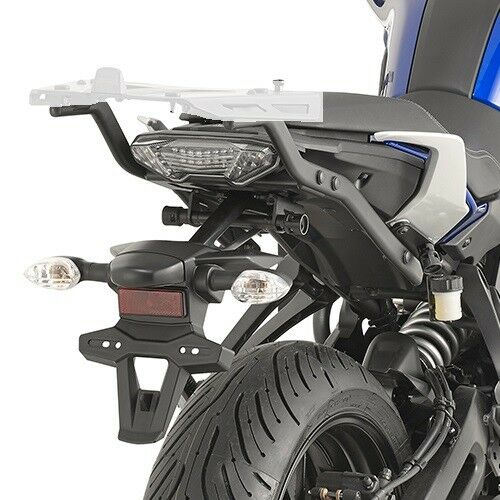 78c092808c Kappa Givi Rear Rack Top Case K37n Yamaha MT 07 Tracer 2016 16 for ...