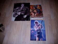 Bravo Posters+Superposter: ELVIS/MATT DILLON+ERROL FLYNN+AC/DC aus Nr. 43/1980