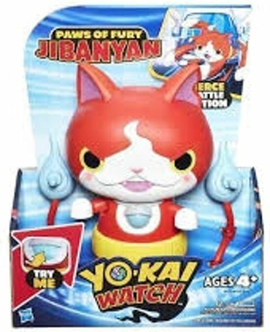 JOB LOT x12 Yo-Kai Watch Jibanyan Electronic Toy Figure Yokai BRAND NEW & BOXED