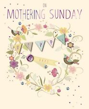 Happy mothers day card greetings funny quirky bees knees mothering happy days on mothering sunday mothers day card embellished greetings cards m4hsunfo