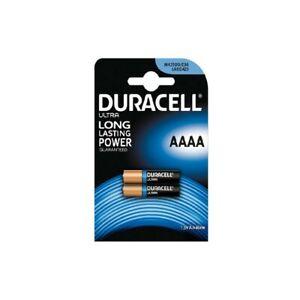 Batterie-Pile-Alcalina-tipo-AAAA-1-5V-MN2500-in-blister-da-2-pezzi-DURACEL