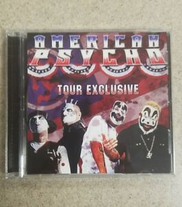 insane clown posse twiztid american psycho tour cd icp juggalo new