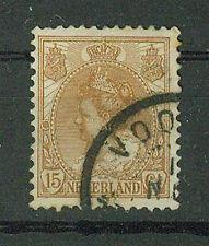 Niederlande Briefmarken 1899 Freimarken Mi.Nr.58