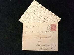 Deutsches-Reich-19-03-1901-Brief-Leipzig-Lindenau-Stempel