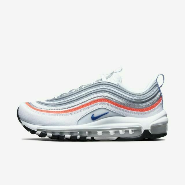 Velo Atento Anual  Size 8.5 - Nike Air Max 97 Essential Flash Crimson Silver for sale online |  eBay