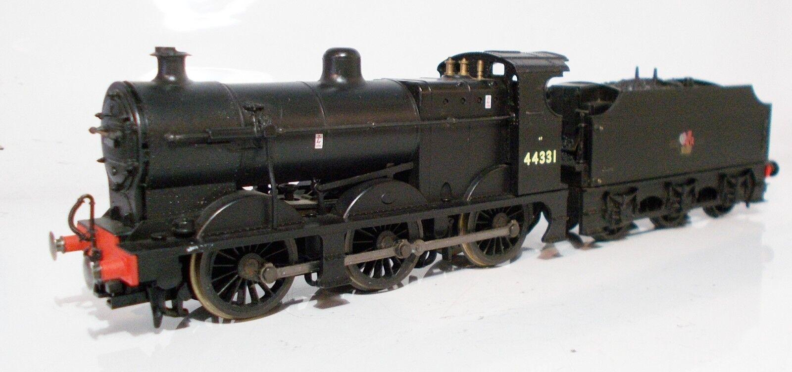 Hornby Railways 00 gauge BR 4F Class Locomotive & Tender