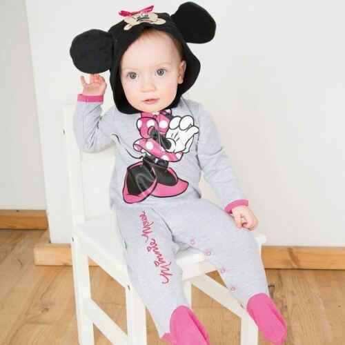 Disney baby minnie mouse ange jersey toddler bébés costume outfit