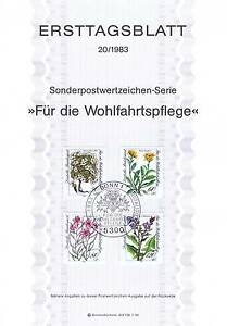 BRD-1983-Alpenblumen-Ersttagsblatt-der-Wohlfahrtmarken-Nummer-1188-1191-1812