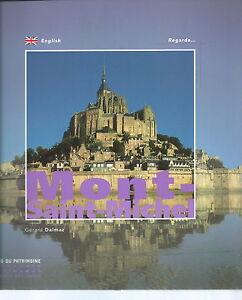 NK-025-Gerard-Dalmaz-Mont-Saint-Michel-Castle-Book-Illustrated-2008