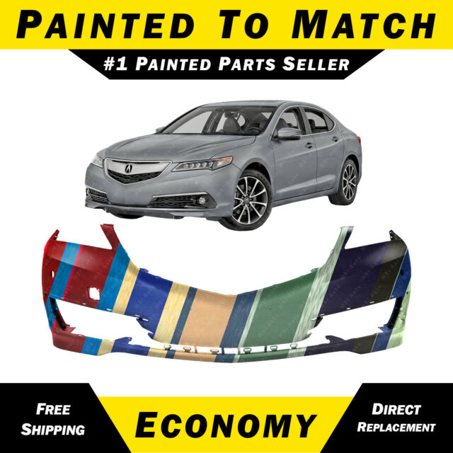 Front Bumper Cover For 2015 2016