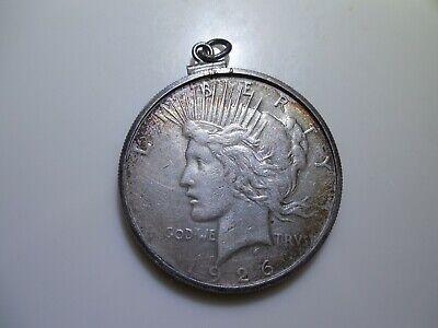 1926-S Peace Silver Dollar XF San Francisco Mint 62919