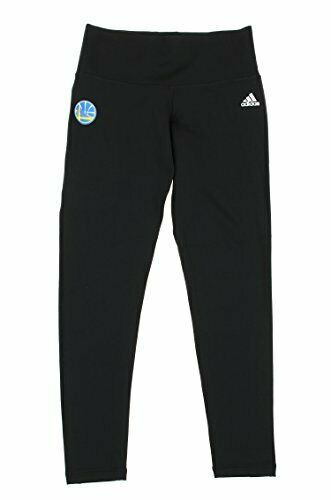 Golden Warriors Tight nero Adidas State Climalite Performance Nba 1Ftnw5qR
