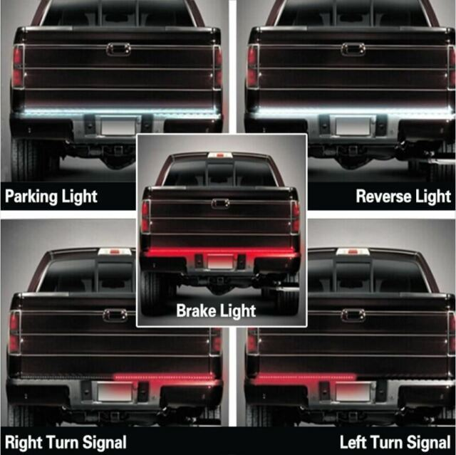 Led tailgate strip light bar truck pickup turn for volkswagen amarok led tailgate strip light bar truck pickup turn for volkswagen amarok 2011 2014 aloadofball Image collections