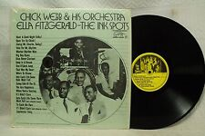 lp record Chick Webb & His Orchestra Ella Fitzgerald The Ink Spots Twinkgost