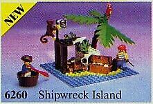 Lego Pirates, 6260