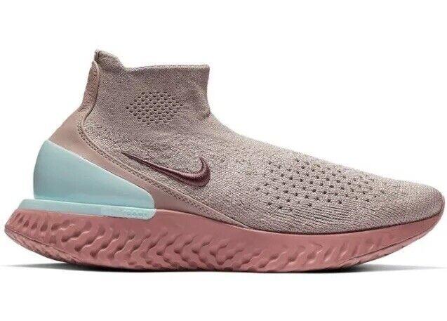 Nike Rise React Flystick AV5553 -226 RUNNING TÅGRARE skor UK 9.5 EUR 44.5